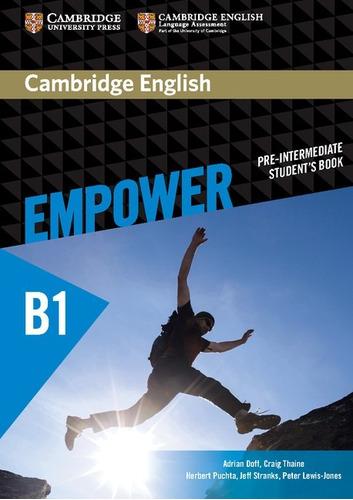 empower b1 pre-intermediate - student s book - cambridge