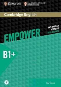 empower b1+ / workbook with answers - cambridge