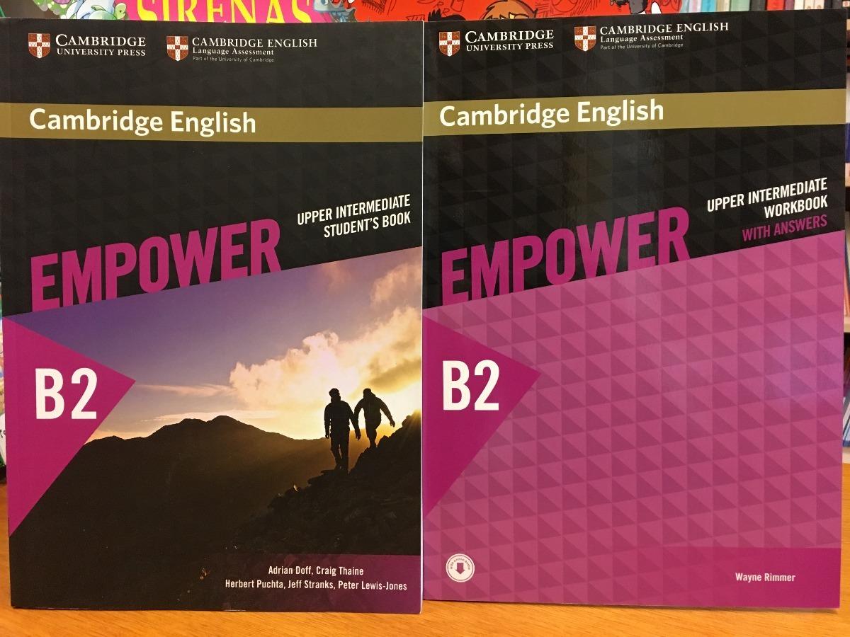 Empower B2 - Student S Book & Workbook - Cambridge