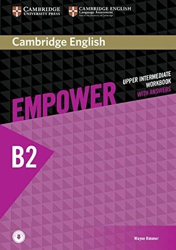 empower b2 upper int. - workbook with answers - cambridge