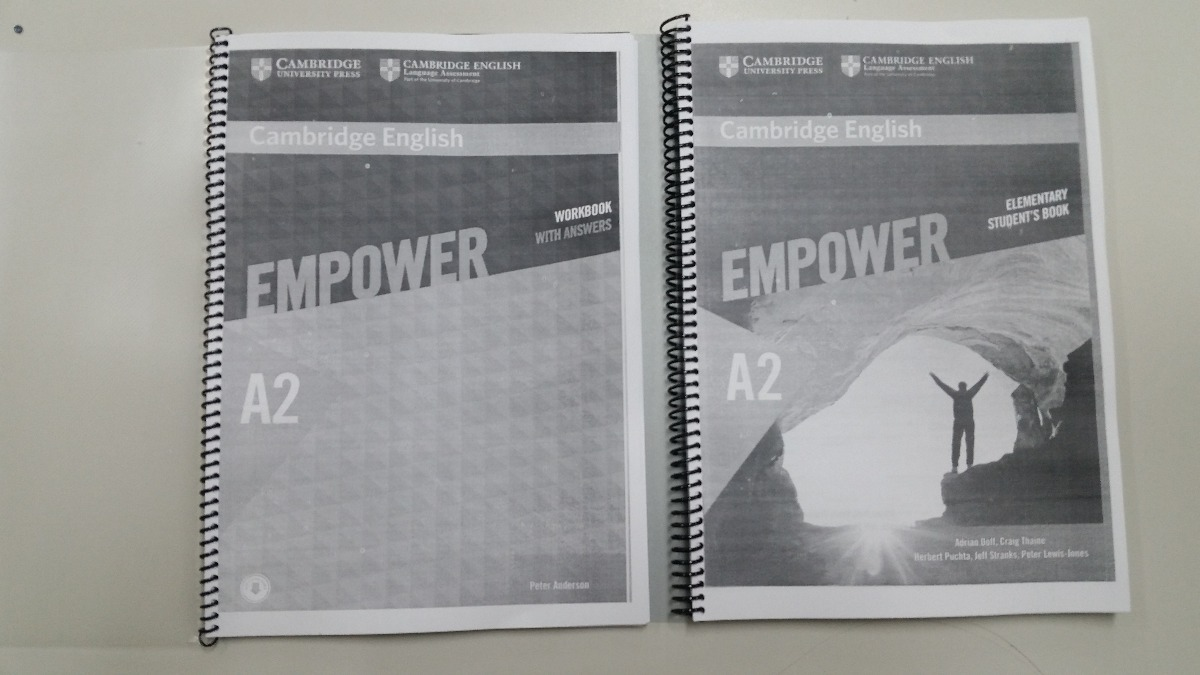 Empower Elementary Student's Book E Workbook A2