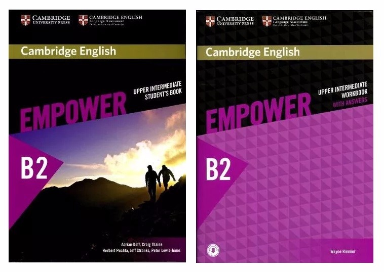 cambridge english empower b2 students book