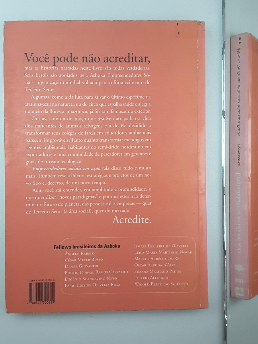 Empreendedores Sociais Em Acao - Monica De Roure - C14