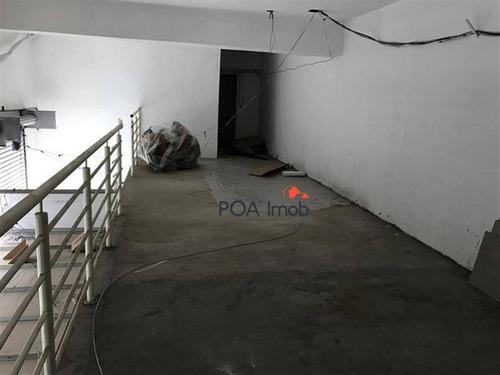 empreendimento localizado na av. protásio alves. excelente localização. estacionamento frontal e no subsolo. - lo0146