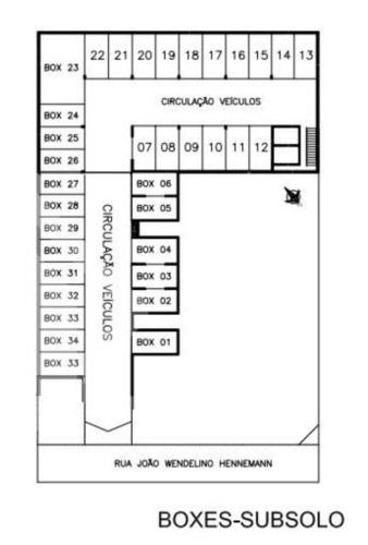 empreendimento - rondonia - ref: 166917 - v-166917