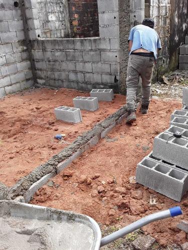 empreiteiro, construção, fundação, reformas e obras em geral