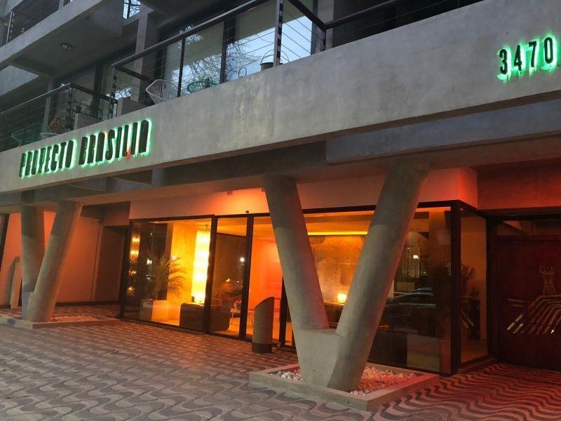 emprendimiento 1, 2 ambientes con amenities
