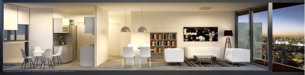 emprendimiento 1, 2 y 3 ambientes
