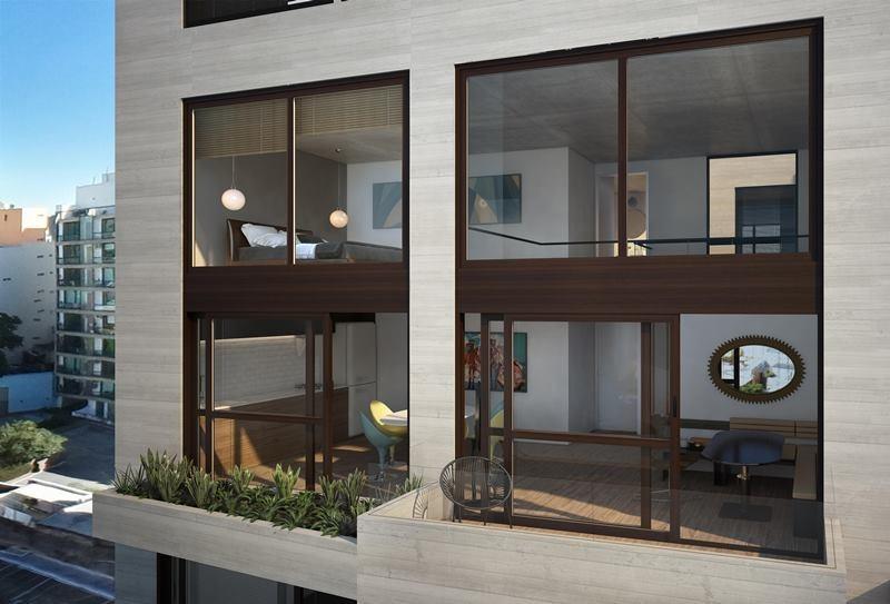 emprendimiento 1, 2 y 3 ambientes con amenities