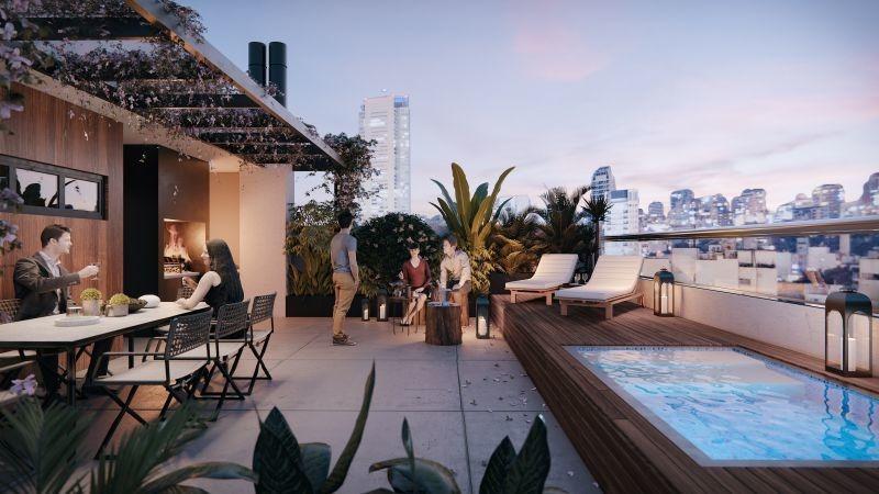 emprendimiento 1 y 2 ambientes con amenities