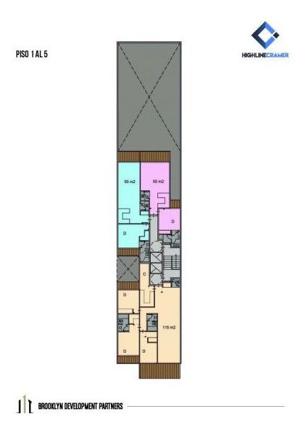 emprendimiento 2, 3 y 4 ambientes con amenities