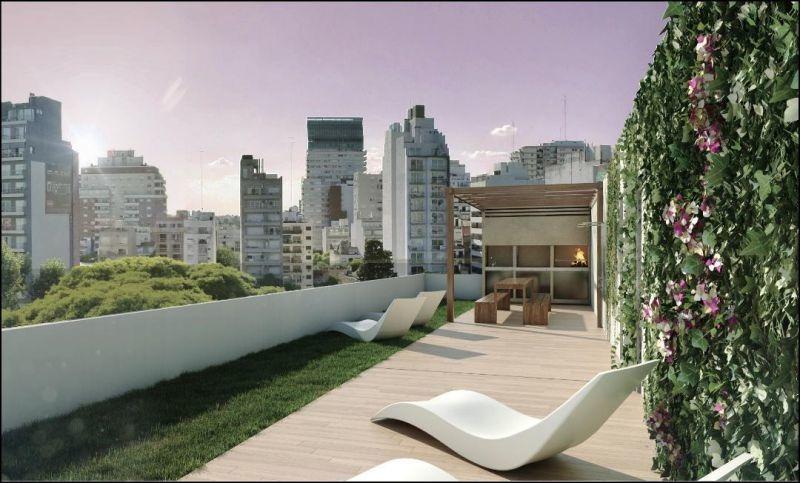 emprendimiento 3 y 4 ambientes con amenities