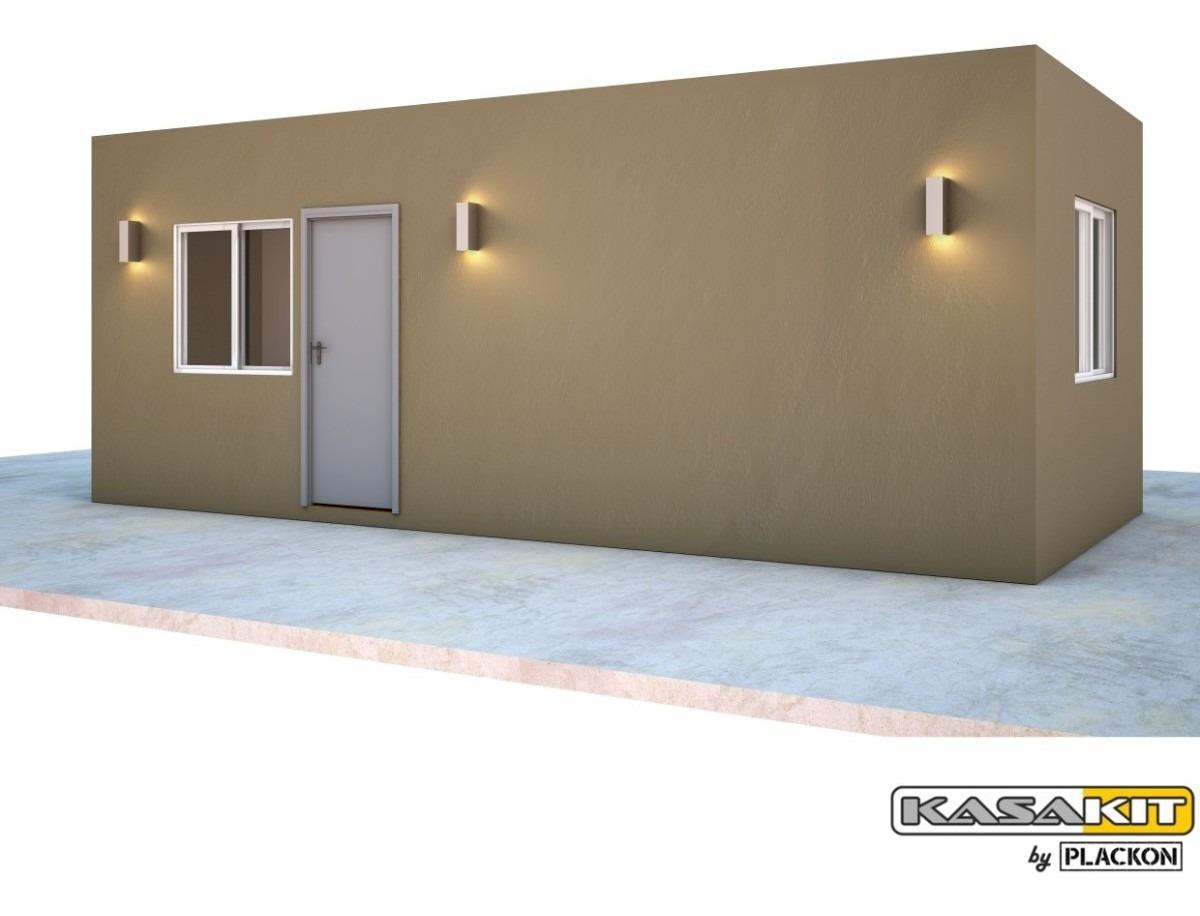emprendimiento casas modulares desarmables, kasakit by meckanon