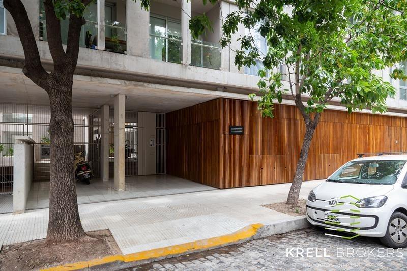 Emprendimiento Conde Y V Olaguer Duplex 3 Ambientes Con Balcon Y Terraza