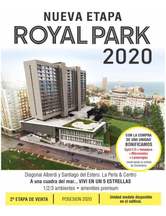 emprendimiento destacado royal park