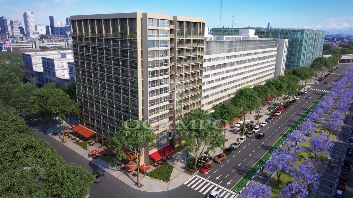 emprendimiento distrito quartier - lofts ocampo