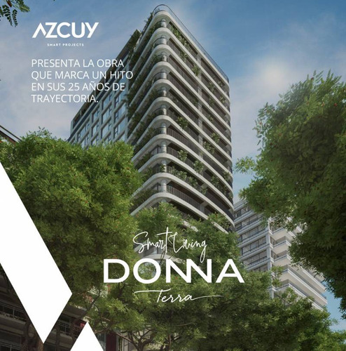emprendimiento donna terra smart living by azcuy