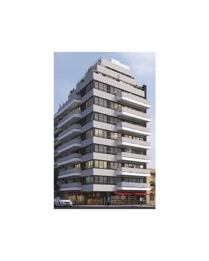 emprendimiento en venta - belgrano - aguilar 2110 esq. 3 de febrero - 2 ambientes