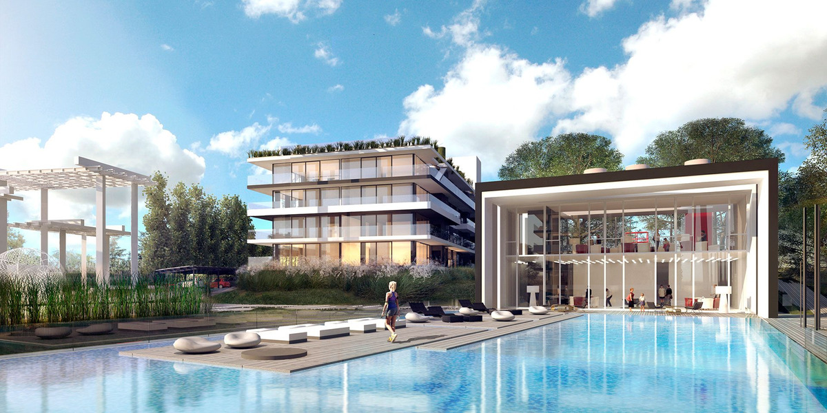 emprendimiento greenpark– luxury condominuim