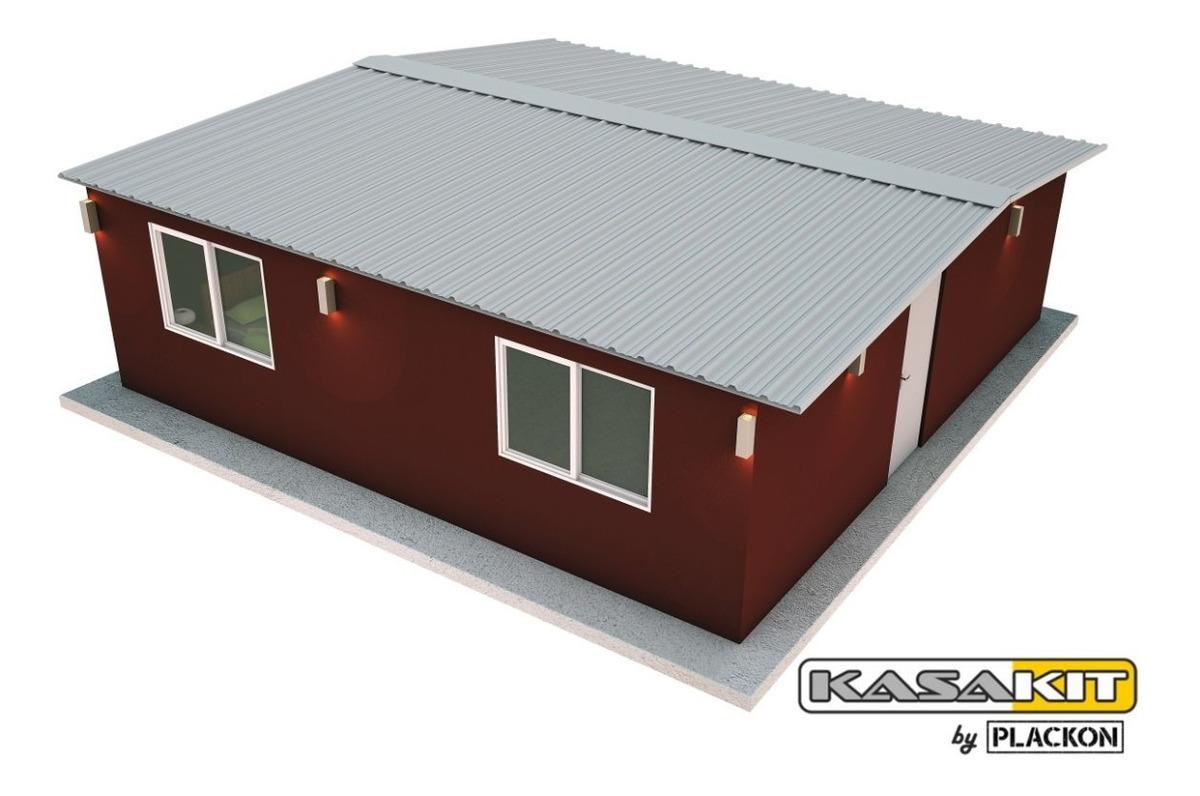 emprendimiento kasakit by plackon, viviendas convencionales térmicas
