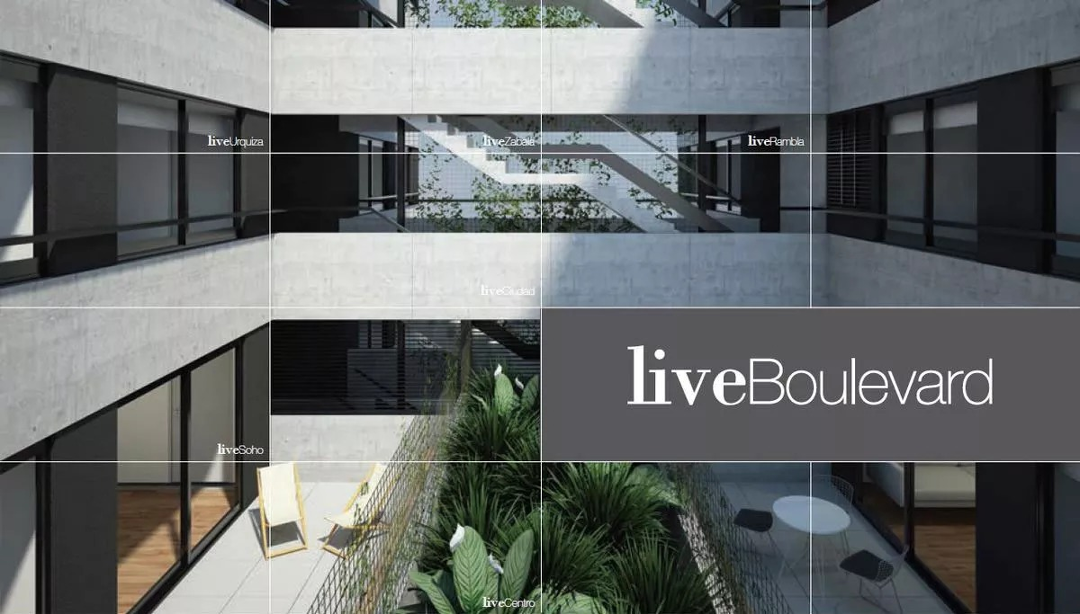 emprendimiento live boulevard semi terminado