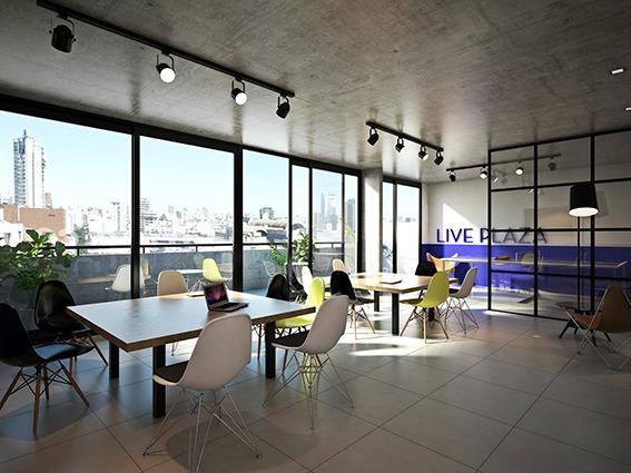 emprendimiento live plaza
