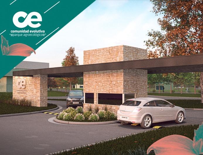 emprendimiento lote terreno -  comunidad evolutiva - barrio abierto  residencial