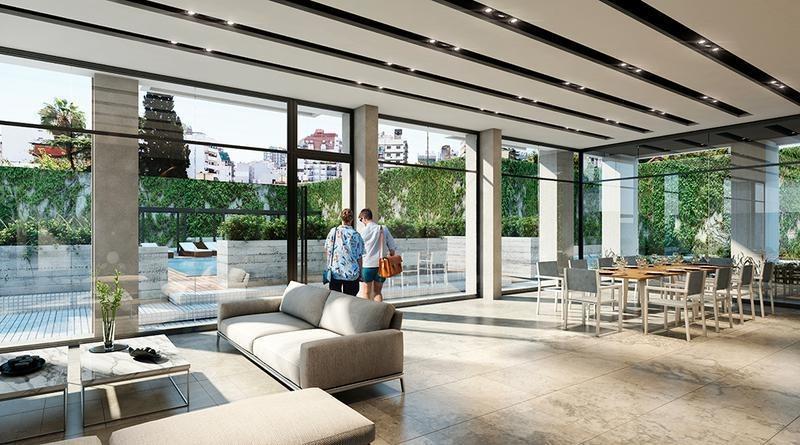 emprendimiento residence caballito departamento en venta