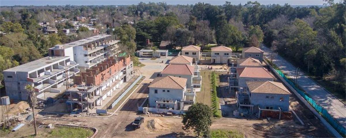 emprendimiento  saravi village departamentos