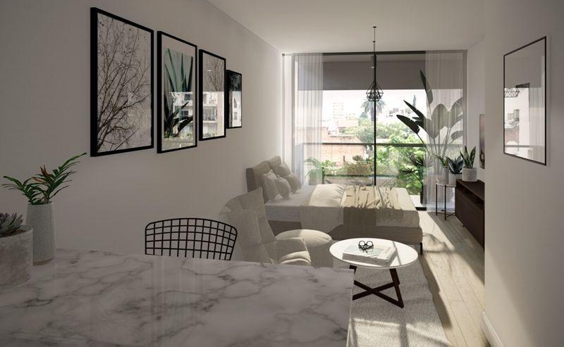 emprendimiento unidades de 1 ambiente con amenities