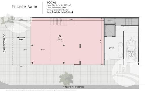 emprendimiento urban style plaza / 2 amb.