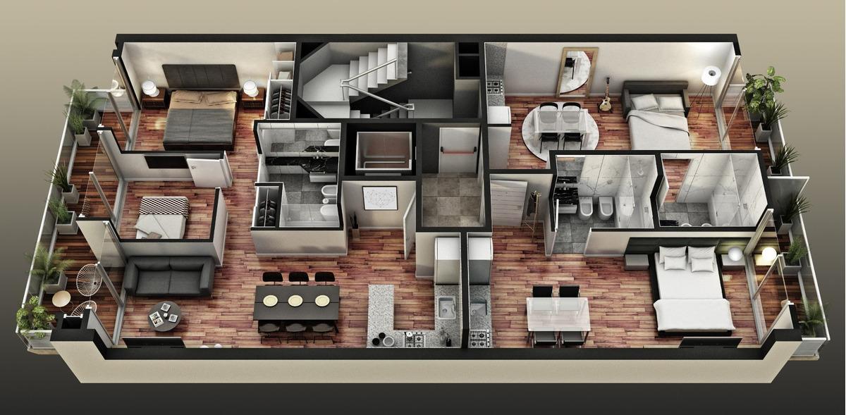 emprendimiento venta - 4 ambientes - matienzo 2500 - colegiales - pozo