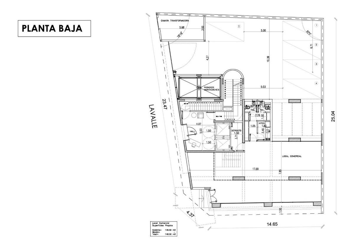 emprendimiento vicente lopez  luq libertador  3 amb. 87 m2  av.libertador 602