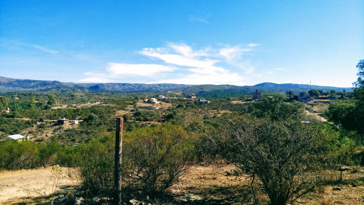"emprendimiento ""villa flor serrana"" barrio de montaña."
