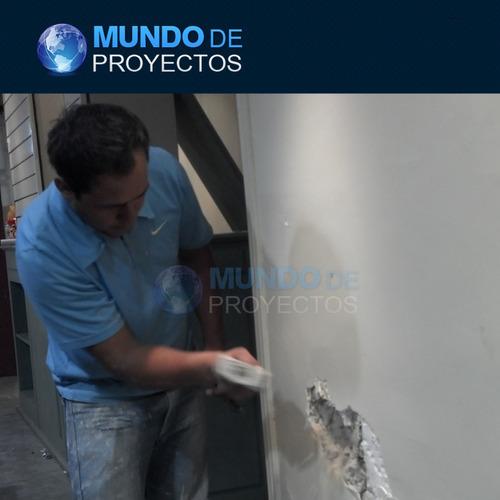 empresa de construcción, remodelación, refacción y pintura