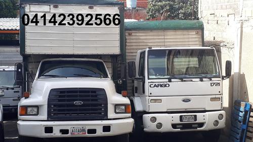 empresa de fletes y mudanzas en toda caracas camiones 750