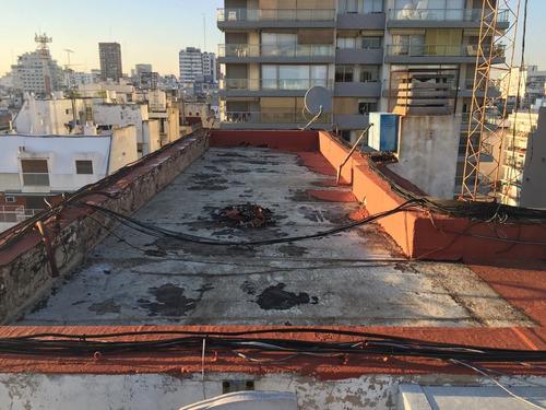 empresa de impermeabilización - terrazas frentes y edificios