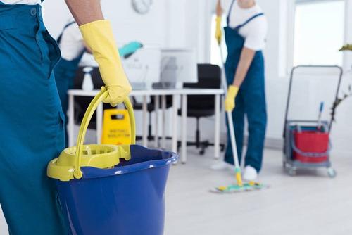 empresa de limpieza cace.