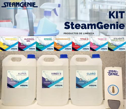 empresa de limpieza y desinfección a particulares y empresas