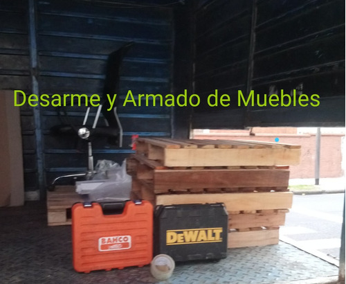 empresa de mudanzas a logística-caba,s.martín,s.isidro