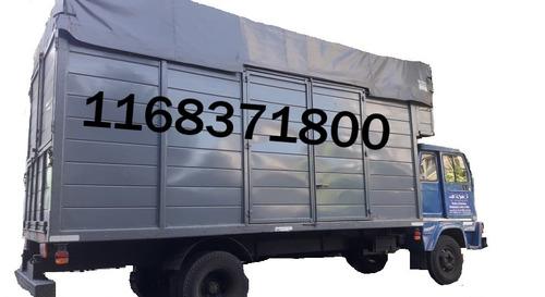 empresa de mudanzas económicas capital interior camiones