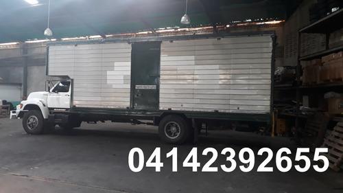 empresa de mudanzas y fletes a nivel nacional camiones 750