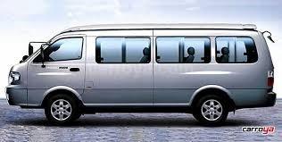 empresa de transporte de  personal ccs, miranda y vargas