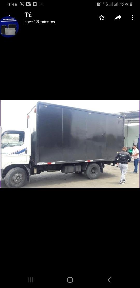 empresa de transporte pesado