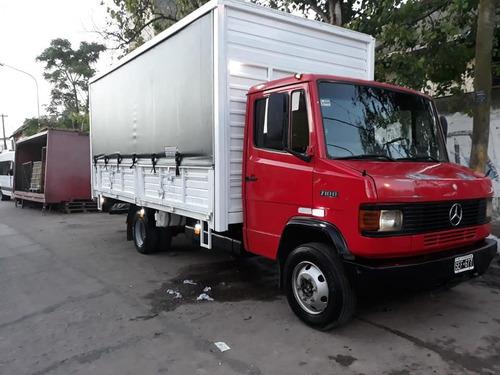 empresa de transporte por camion. mudanzas fletes grandes