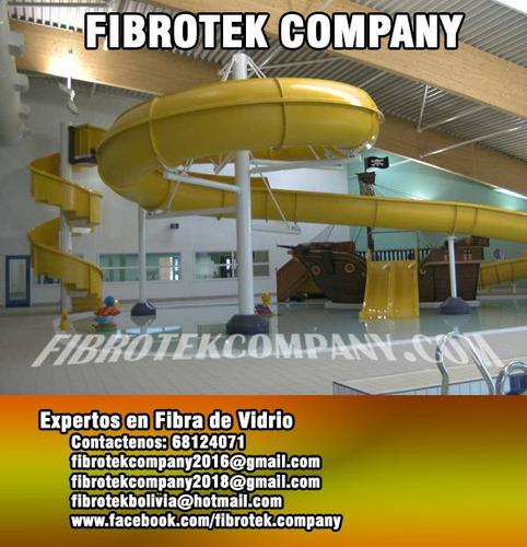 empresa enfocada en la fabricacion en fibra de vidrio
