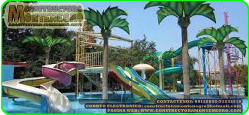 empresa multinacional constructora de parques de diversion