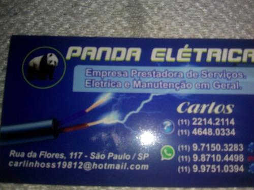 empresa panda eletrica