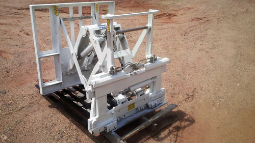 empujador de carga push cascade 35e para montacargas