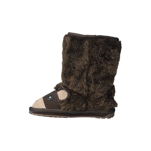 emu australia bota de piel de oveja unisex bear (niño pequeñ